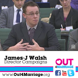 James-J Walsh - Director of Campaigns