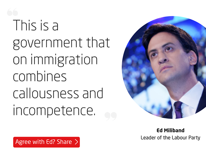 """This is a government that on immigration combines callousness and incompetence"""